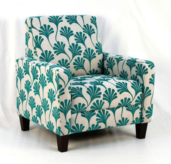 Posture Perfect - Fanfare Teal